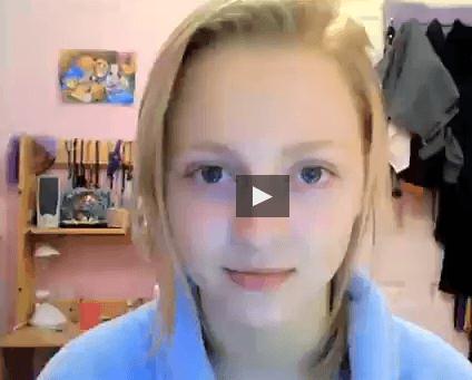 6 anni e mezzo di selfie per raccontare la sua malattia mentale (video)