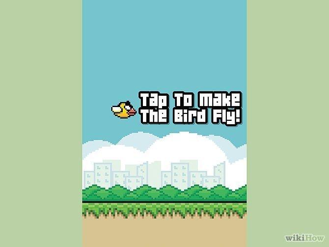 Come ottenere un punteggio alto su Flappy Bird