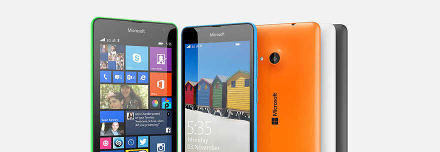 Due nuovi smartphone Lumia in arrivo