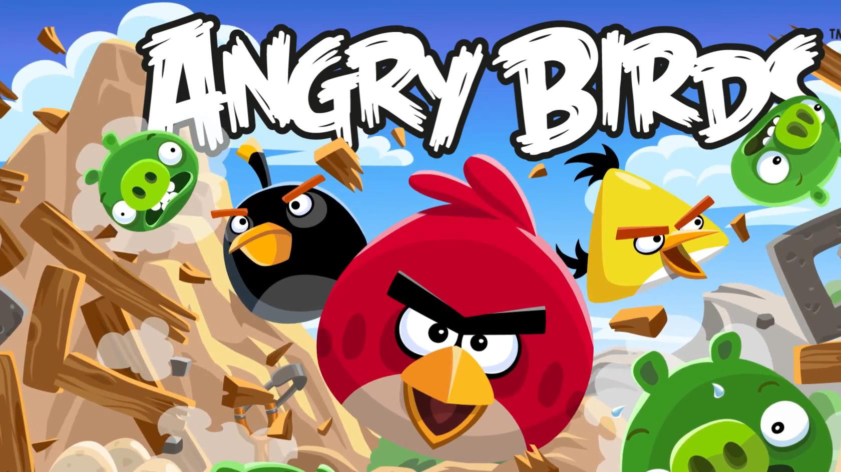 Bambini torturano passerotti per emulare Angry Birds