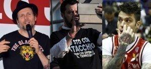 """Salvini fa """"litigare"""" Jovanotti e Fedez su Twitter"""