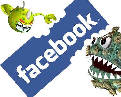 Nuovo virus su Facebook