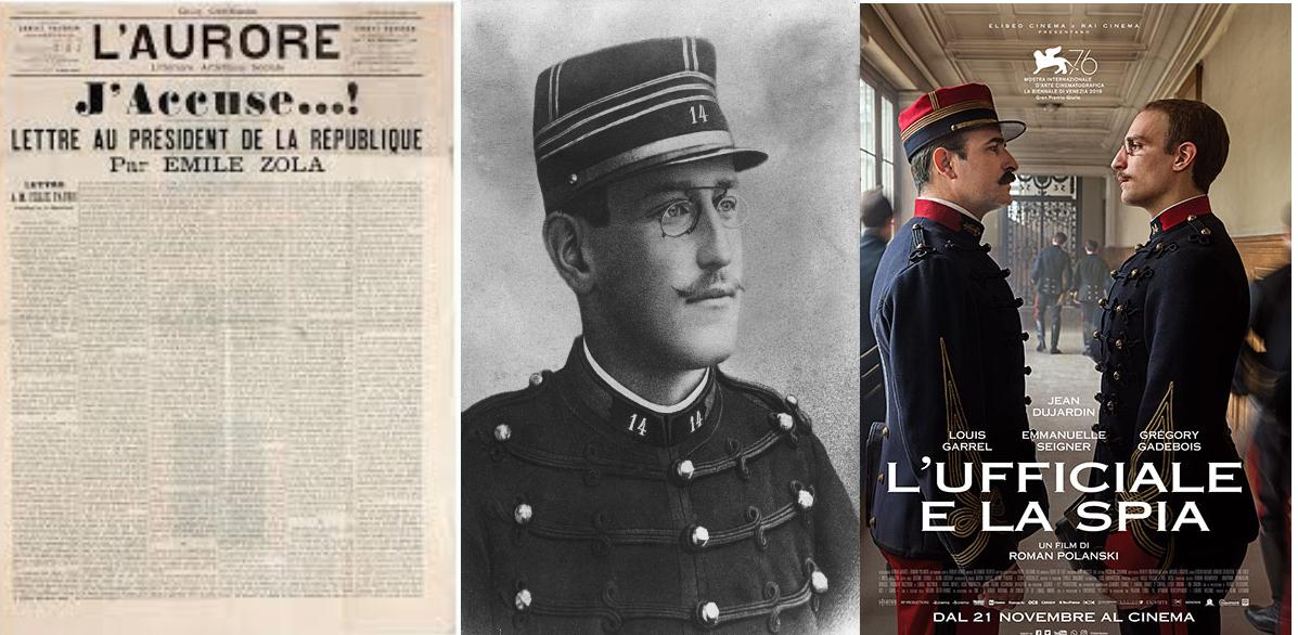 AnteprimaDeyfrus 1 - L' Affaire Dreyfus
