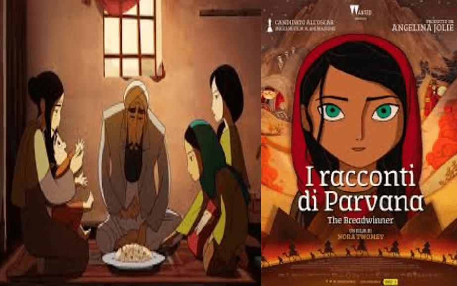 AnteprimaParvana 1 - I racconti di Parvana