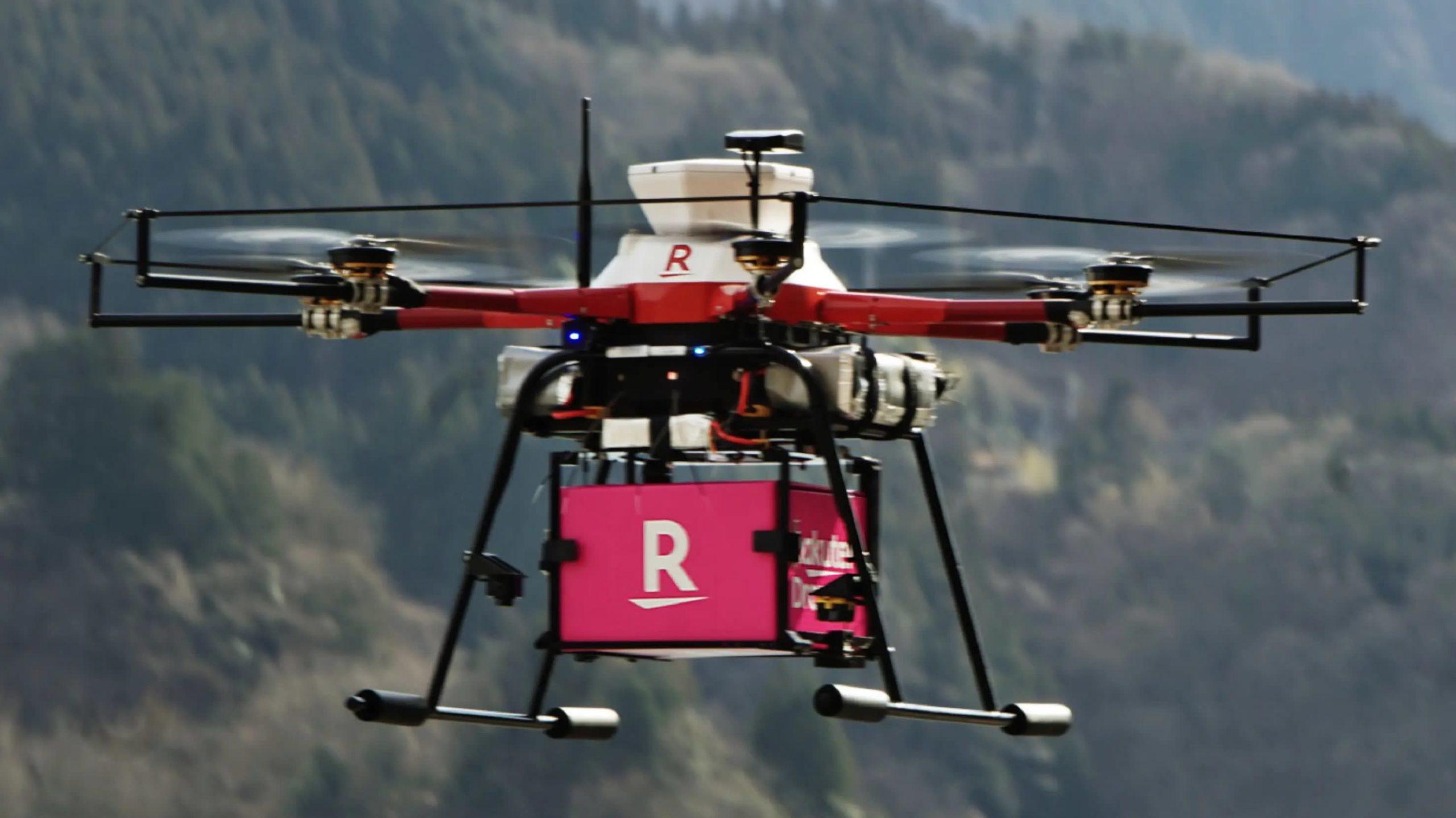 Droni: un gioco o una svolta ?