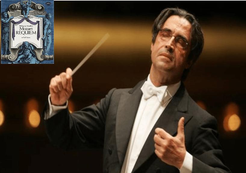 Muti e il no al Requiem di Mozart